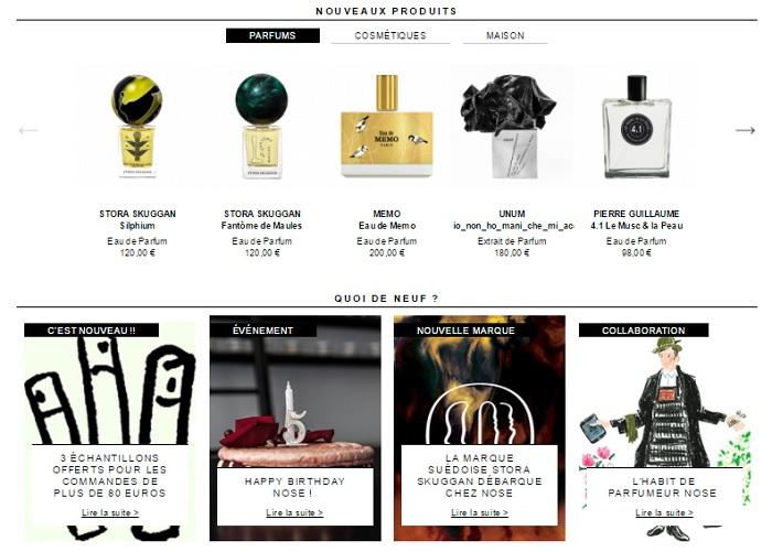 parfums d'exception