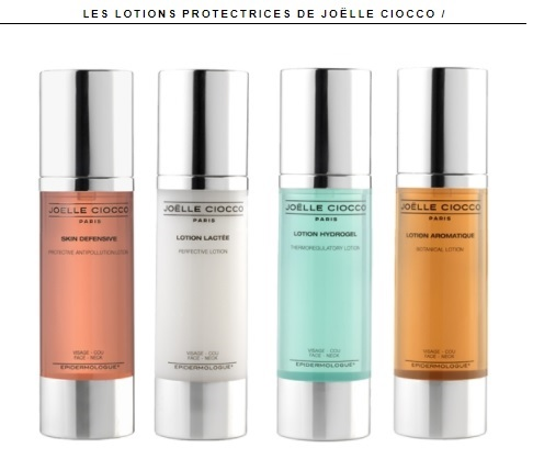 lotion aromatique joelle ciocco