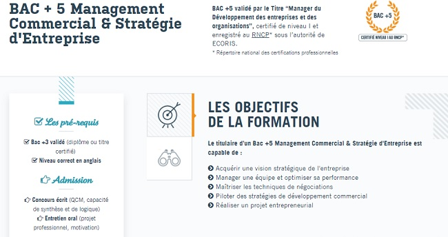 master manager commercial le mans