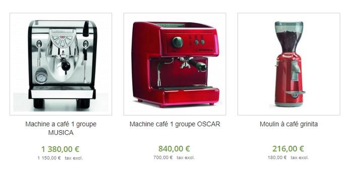 percolateur à café inox pas cher