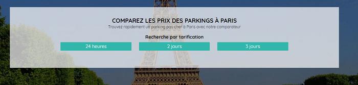 parking paris 6